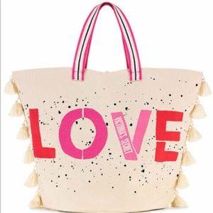 NWT Victoria Secret Large Tote Bag